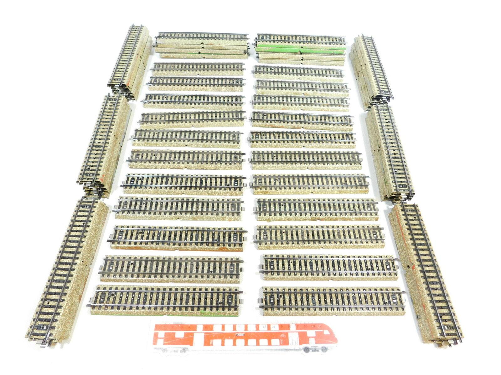 Bx520-3  69x marklin h0 ac 5106 binario ferrovia M-Binario appena; buona 2. scelta