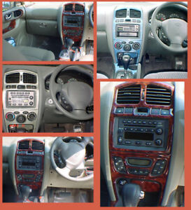 dash trim car kit hyundai santa fe fit 2005 5 2003 2004 interior carbon wood 14p ebay details about dash trim car kit hyundai santa fe fit 2005 5 2003 2004 interior carbon wood 14p