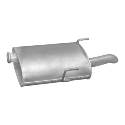 Endschalldämpfer Peugeot 406 2.0 2.2 HDi TD Kombi 06.98-04 Auspuff