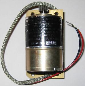 Mil-Spec-DC-Motor-27-VDC-Military-Specification-Motor-16000-RPM-Model-4250