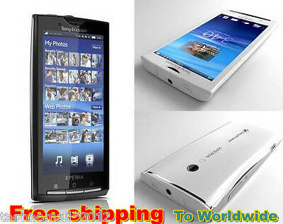 Sony Ericsson XPERIA X10i - Black (Unlocked) Smartphone,Wifi,Mp3,touchscreen pho