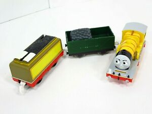 Molly-amp-Coal-Tender-Thomas-amp-Friends-Trackmaster-Train-Motorized-HiT-Toy-Gull
