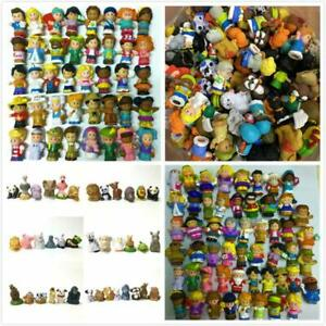 Fisher-Price-Little-People-Lot-25pcs-People-amp-Animals-Mix-Figure-Toy-Gift-Random