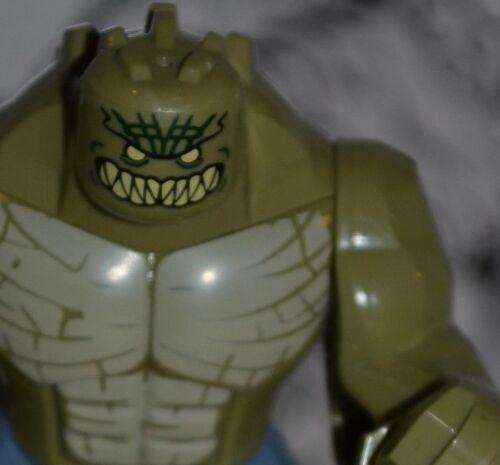 LS2 DC Super heroes KILLER CROC figure US Seller hulk-size Batman