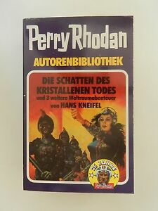 Perry-Rhodan-Autorenbibliothek-Die-Schatten-des-kristallenen-Todes-Band-13