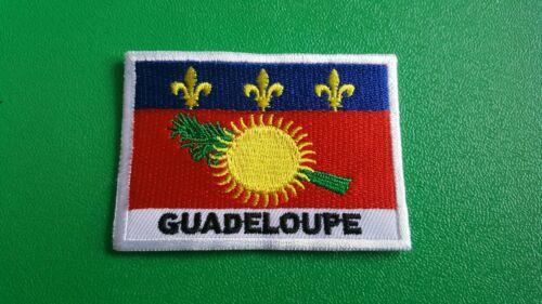 Guadalupe Coser Parche este parche se cose en sólo: Banderas del mundo: