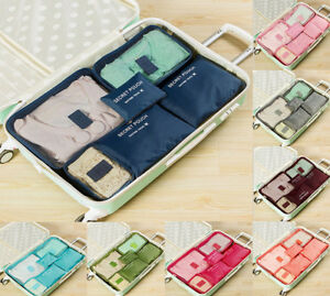 6Pcs-Waterproof-Storage-Clothes-Organizer-Bags-Packing-Pouch-Cube-Travel-Luggage