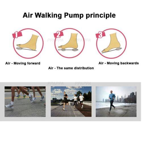made in korea New Insole Air Walking Pump Shoe Pad Sport Running Cushion