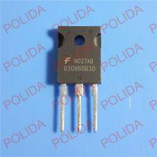 10PCS IGBT FAIRCHILD/INTERSIL/HARRIS TO-247 HGTG30N60B3D G30N60B3D 30N60
