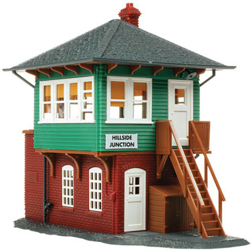 Atlas HO Scale Model Railroad Building Kit Signal//Switch Interlocking Tower