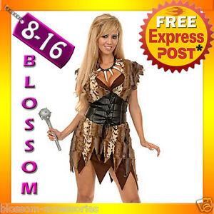 J7-Prehistoric-Cave-Girl-Woman-Jungle-Jane-Tarzan-Cavewoman-Fancy-Dress-Costume
