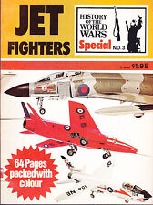 History Of The World Wars No. 3 Jet Fighters
