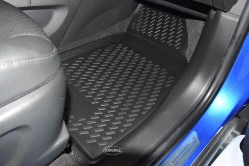 3D TAPPETI TAPPETINI AUTO IN GOMMA PER CHEVROLET TRAX 2012-ad oggi