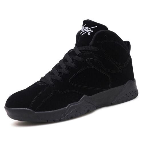 hoge schoenen herfst winter basketbal atletische sneakers Herenmode Outdoor 5ARjL43q