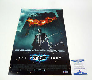 Christian-Bale-Batman-Signed-The-Dark-Knight-Movie-Poster-Beckett-BAS-COA