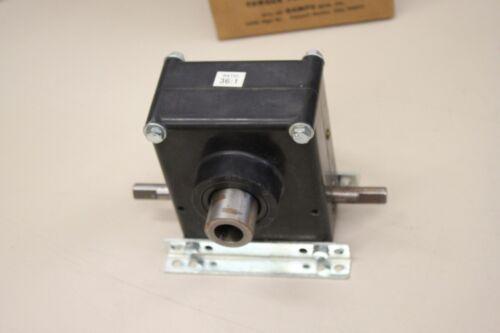 Rampa torque Transmission 36:1 hohlschaft sinfin Worm Drive sw5 nuevo