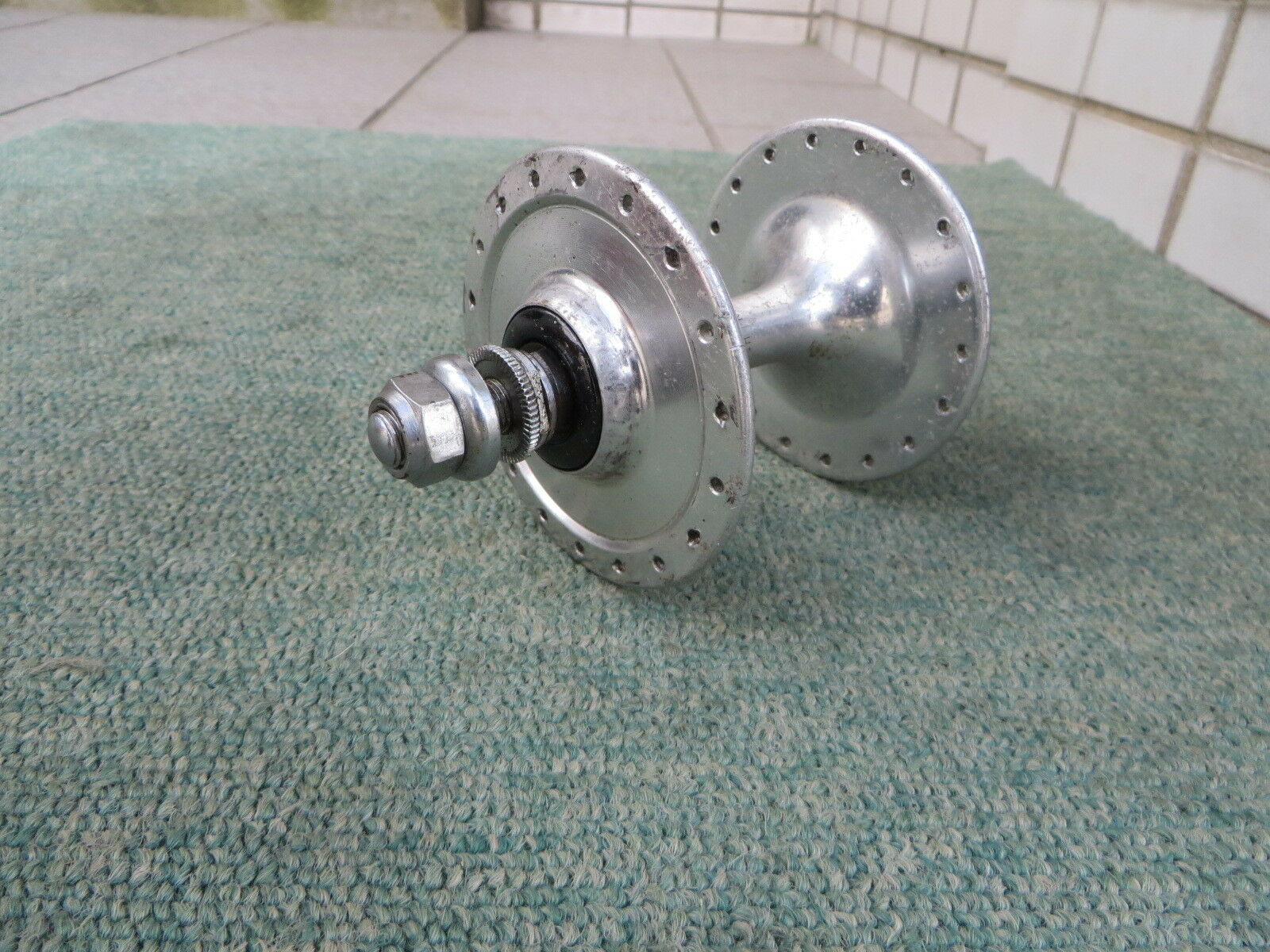 SunTour Superbe Pro 36H Front Hub Single Speed Fixed Gear  (14110311)