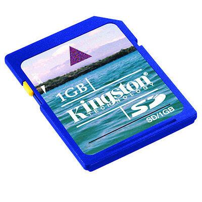 Original Kingston 1GB SD Card, Secure Digital Card 1 GB For Old Cameras
