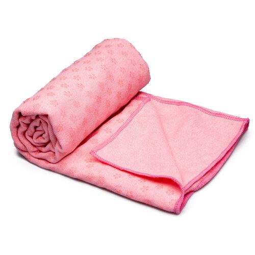 Non Slip Yoga Towel Soft Travel Sport Fitness Exercise Yoga Pilates Mat Blanket