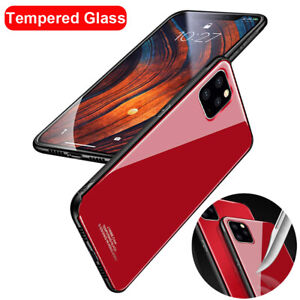 9H-Tempered-Glass-Hybrid-Bumper-Case-Cover-for-iPhone-11-Pro-Max-X-XS-XR-7-8Plus