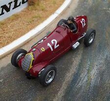 Probuild 1/32 slot car c1936 ALFA ROMEO 8c #12 DONINGTON GP R.SEAMAN M/B