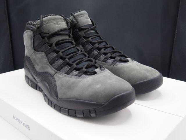 premium selection 422c4 bb9fe Nike Air Jordan X 10 Retro