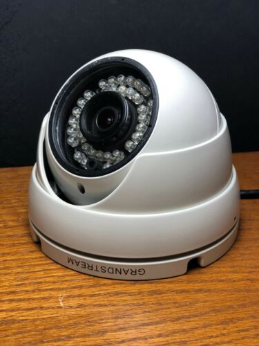 Microphone PoE GRANDSTREAM GXV3610/_HD V2, IP Cam Audio I//O HD Video