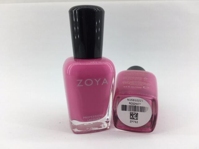Zoya Nail Polish Rooney Zp732 Tickled Collection for sale online   eBay