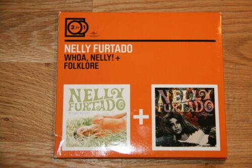 1 von 1 - 2 For 1: Whoa Nelly!/Folklore von Nelly Furtado (2009)