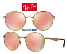 ad7c991199 item 4 Ray-Ban RB3537 001 2Y Highstreet Sunglasses Gold Copper Mirror 100%  Authentic -Ray-Ban RB3537 001 2Y Highstreet Sunglasses Gold Copper Mirror  100% ...