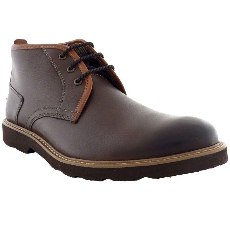 Florsheim Casey Chukka Men's Boot Brown Smooth 13255-200