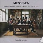 Messiaen: Fantasie; Quarter for the End of Time (CD, Feb-2015, Danacord)