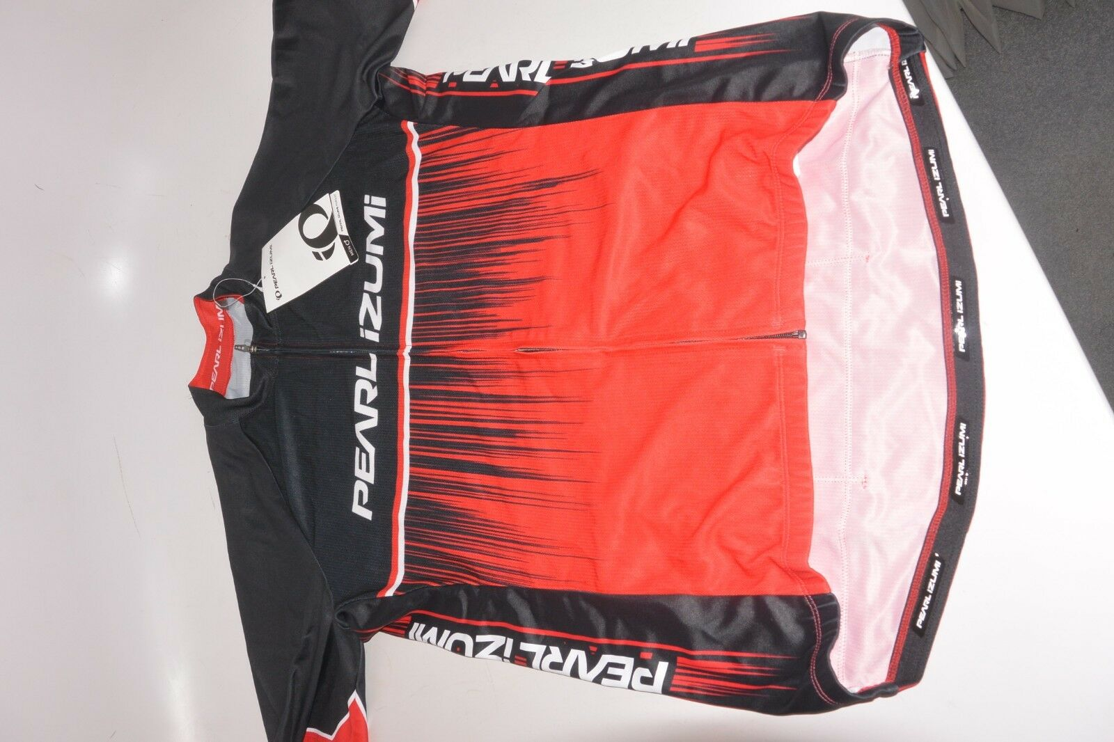 Pearl iZUMi Men's Elite Pursuit  LTD Jersey, True Red Rush Medium  fashion mall
