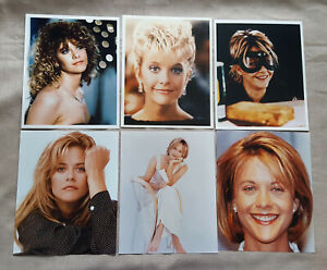 lot-of-6-Meg-Ryan-8x10-color-photos-stills-some-may-be-from-movies