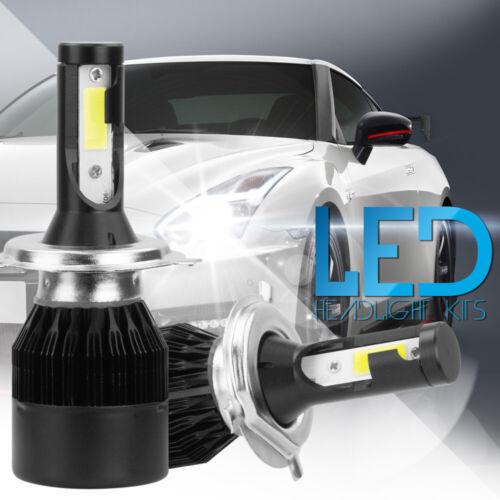 XENTEC LED HID Headlight Conversion kit H4 9003 6000K for 2006-2013 Isuzu NPR-HD