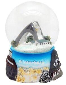Bola-de-Nieve-Winterberg-Esqui-Salto-Invierno-Snowglobe-Recuerdo-de-Alemania