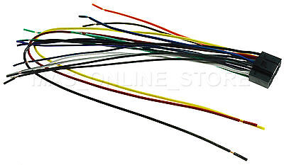 WIRE HARNESS FOR KENWOOD KIV-700 KIV700 KIV-BT900 KIVBT900 *SHIPS TODAY* |  eBayeBay
