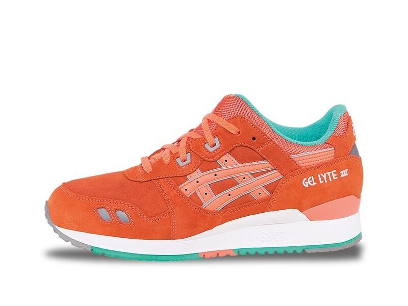 Asics GEL-LYTE 3 III (Fresh Salmon) All Weather Pack  Classic