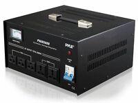 NEW Pyle PVAR5000 5000W Step Up & Down Voltage Converter Transformer AC 110/220V