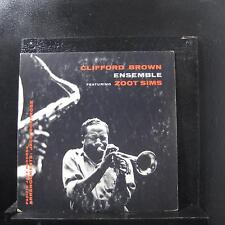 "Clifford Brown Ensemble Featuring Zoot Sims 10"" LP VG+ PJ LP-19 Mono 1st Record"