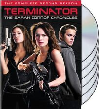 Terminator - The Sarah Connor Chronicles: The Complete Second Season (DVD, 2009, 6-Disc Set)