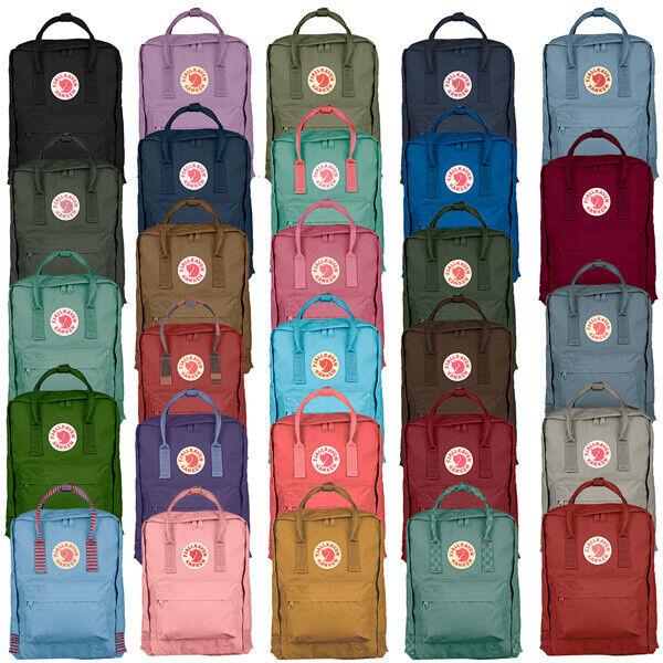 absolut stilvoll begrenzter Stil am billigsten Fjällräven Kanken Rucksack Schule Sport Freizeit Trend Tasche Backpack 23510