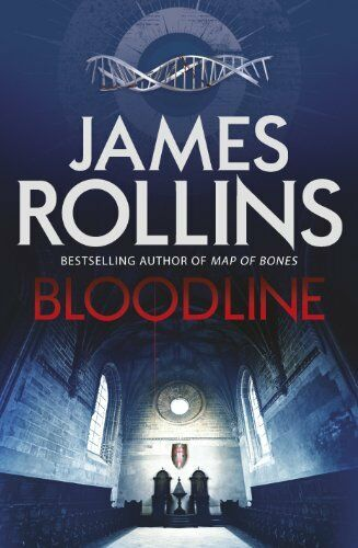 1 of 1 - Bloodline (Sigma Force 8) By James Rollins. 9781409137993