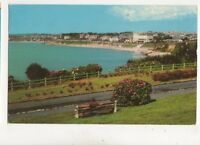 Castle Beach Falmouth Cornwall 1975 Postcard 220b