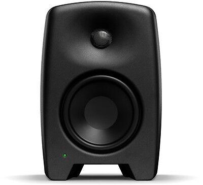 """Genelec M030 Black Single 5"""" 2-Way Active Studio Monitor Speakers 80 Watt"""
