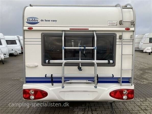 Hobby De Luxe Easy 460 UFe, 2005, kg egenvægt 1050