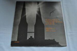 Weihnachtliche Chormusik im Dom zu Lübeck - LP - Vinyl - Lübeck, Deutschland - Weihnachtliche Chormusik im Dom zu Lübeck - LP - Vinyl - Lübeck, Deutschland