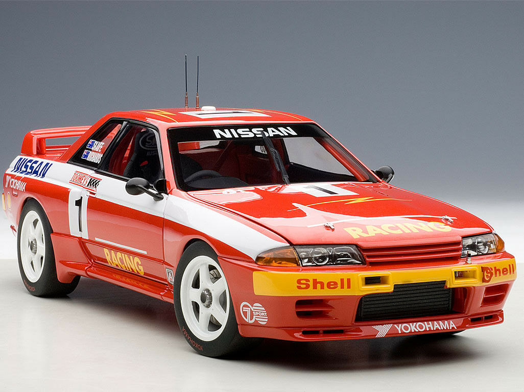 1:18 AutoArt - 1992 bathurst Winner- Nissan – Richards/Skaife