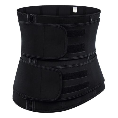 Women Body Shaper Fajas Sweat Ladies Waist Trainer Cincher Corset Belt Shapewear