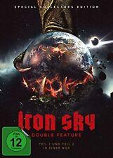 Artikelbild Iron Sky - Double Feature - Teil 1 und 2 DVD NEU OVP